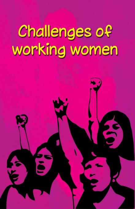 Challenges of working women-0