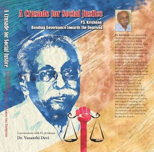 A Crusade for Social Justice (Hardbound)-0