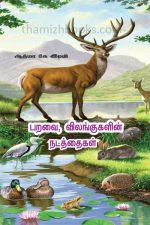 Bird, Animal Behaviors-Soul Q. NightPrice: 70 / -Author: Atma K. Night ( Paravaivilangugal nadathaigal ) .Bird, Animal Behaviors